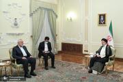 دیدارهای سران مقاومت با رئیسی/ رییس جمهور:  ایران در حمایت از فلسطین هیچ تردیدی ندارد