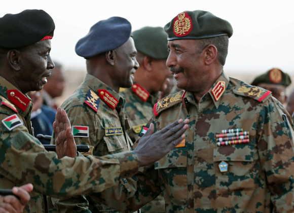 ارتش سودان چاره ای جز خروج از یمن ندارد