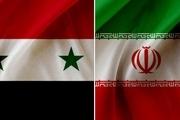 هیأتی بلندپایه از سوریه امروز وارد تهران میشود