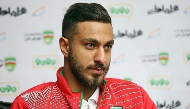 سوشا مکانی به تیم فوتبال نفت مسجدسلیمان پیوست