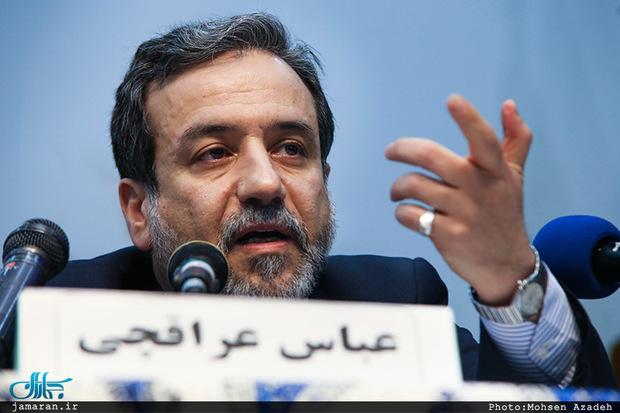 عراقچی: ازسرگیری پروتکل الحاقی توسط ایران مستلزم رفع تحریمهاست