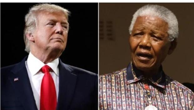 ترامپ به ماندلا هم توهین کرد/ واکنش تند آفریقای جنوبی