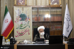 اولین حضور سید احمد خاتمی در جلسه شورای نگهبان