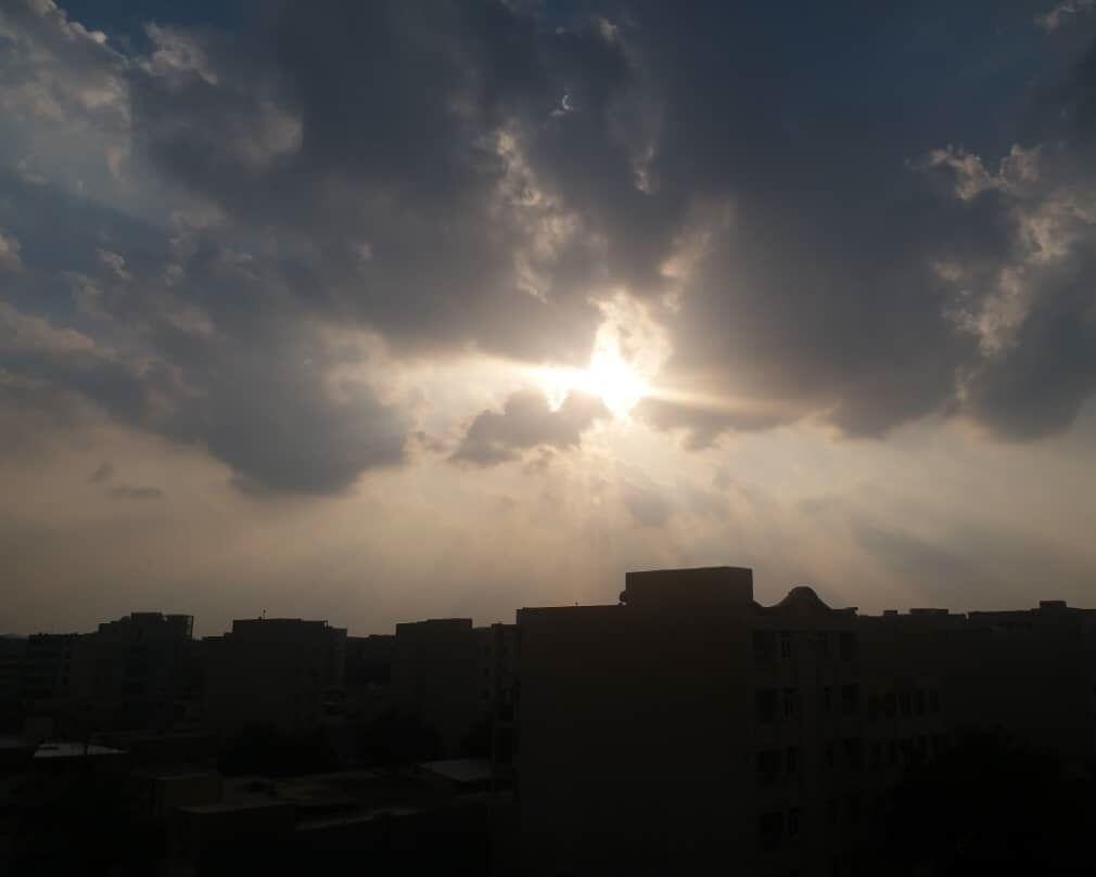 پیش بینی بارش پراکنده و وزش باد در خراسان جنوبی