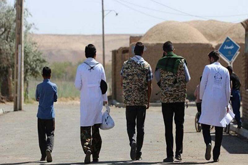 سپاه ۶ هزار خانوار ساکن مناطق محروم بهشهر را غربالگری کرونایی کرد