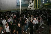 مراسم شب 19 ماه مبارک رمضان در  حرم مطهر امام راحل