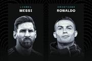 واکنش عجیب مسی و رونالدو به اعلام مرد سال فوتبال جهان+فیلم