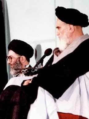فرمان امام خمینی برای بازنگری در قانون اساسی