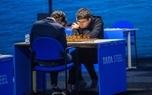 شطرنج تاتااستیل/ توقف فیروزجا برابر آرین طاری