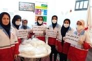 اجرای طرح خدمات بشردوستانه هلال احمر ایلام به صورت مجازی