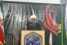 امام جمعه میامی: روزقدس نماد قدرت و وحدت امت اسلام است