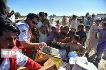 امدادرسانی به افزونبر ۱۵۶ هزار سیلزده سیستان و بلوچستان