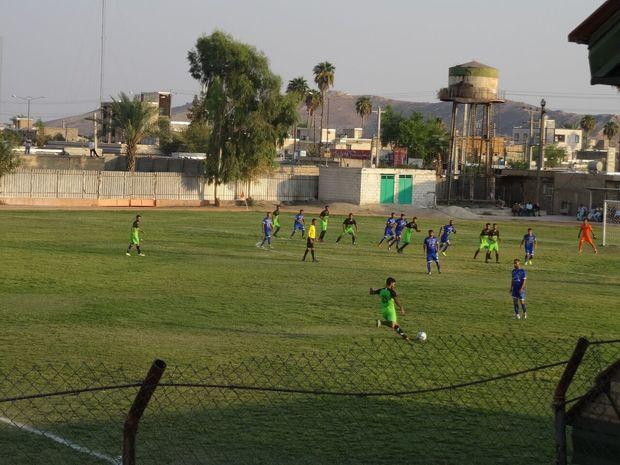 تساوی تیم فوتبال تام کهگیلویه در خارج از خانه