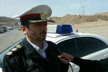 109 سانحه جادهای در استان سمنان 2 کشته و 93 مجروح داشت