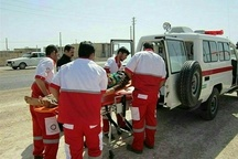 ۴۳ مورد عملیات امداد و نجات هلال احمر البرز از آغاز طرح ملی خدمات نوروزی