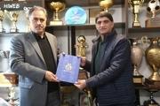 غلامپور دستیار فرهاد مجیدی در استقلال شد