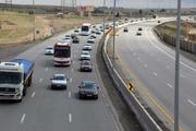 راههای استان کرمانشاه باز و تردد در آنها جریان دارد