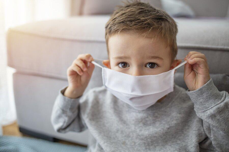 اختصاص دو بخش از بیمارستان اطفال مشهد به کودکان کرونایی