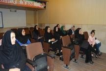 دوره دانش افزایی داوری فوتسال بانوان استان یزد برگزار شد