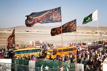 ۳۲ هزار زائر پاکستانی در محرم وارد سیستان و بلوچستان شدند