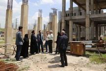 تکمیل تالار شهر قزوین نیازمند همدلی مسئولان استانی است