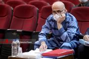 تصاویر/ چهارمین جلسه رسیدگی به اتهامات معاون اجرایی سابق حوزه ریاست قوه قضاییه
