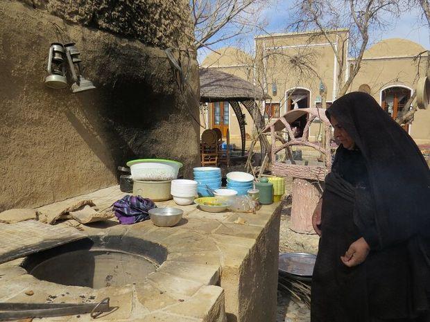 ۶۲۱ نفر از بانوان کرمانی در بومگردیهای کرمان اشتغال دارند