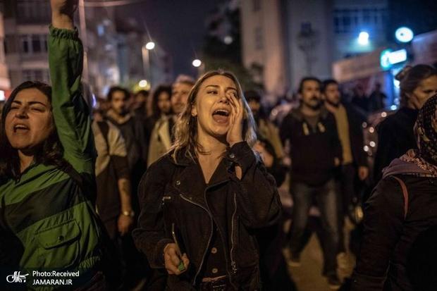 عکس/ تظاهرات در استانبول