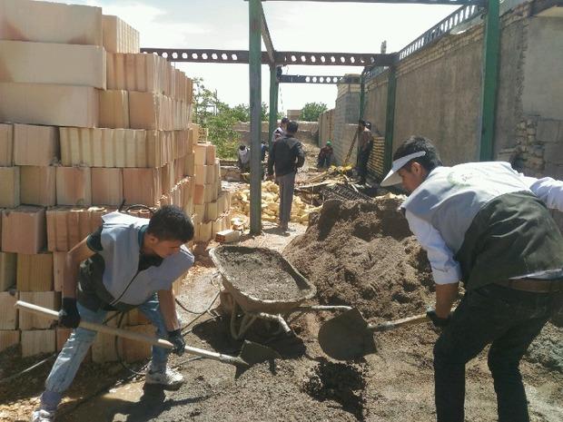 اجرایی شدن مرحله دوم طرح جهاد همبستگی برای ساخت منازل سیل زدگان
