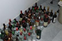 انبار مشروبات الکلی در مشهد کشف شد