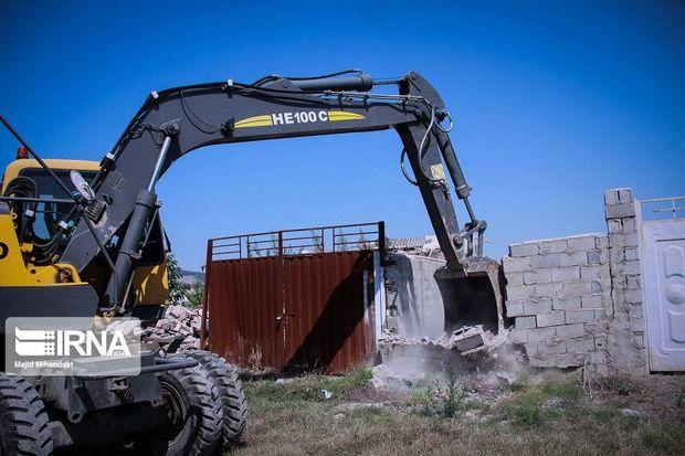 جلوگیری از ۵۸۶ مورد تجاوز به حریم راههای استان اردبیل