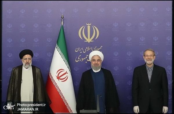 روحانی: قطعاً لاریجانی همچون گذشته در دیگر عرصههای نظام فعال خواهد بود