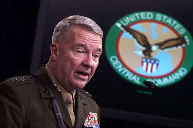 اعتراف فرمانده سنتکام به برتری هوایی - پهپادی ایران در مقابل آمریکا