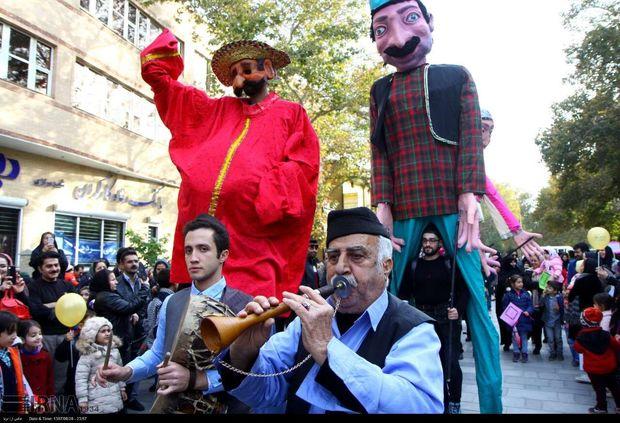 شیپور جشنواره بینالمللی تئاتر کودک در همدان نواخته شد