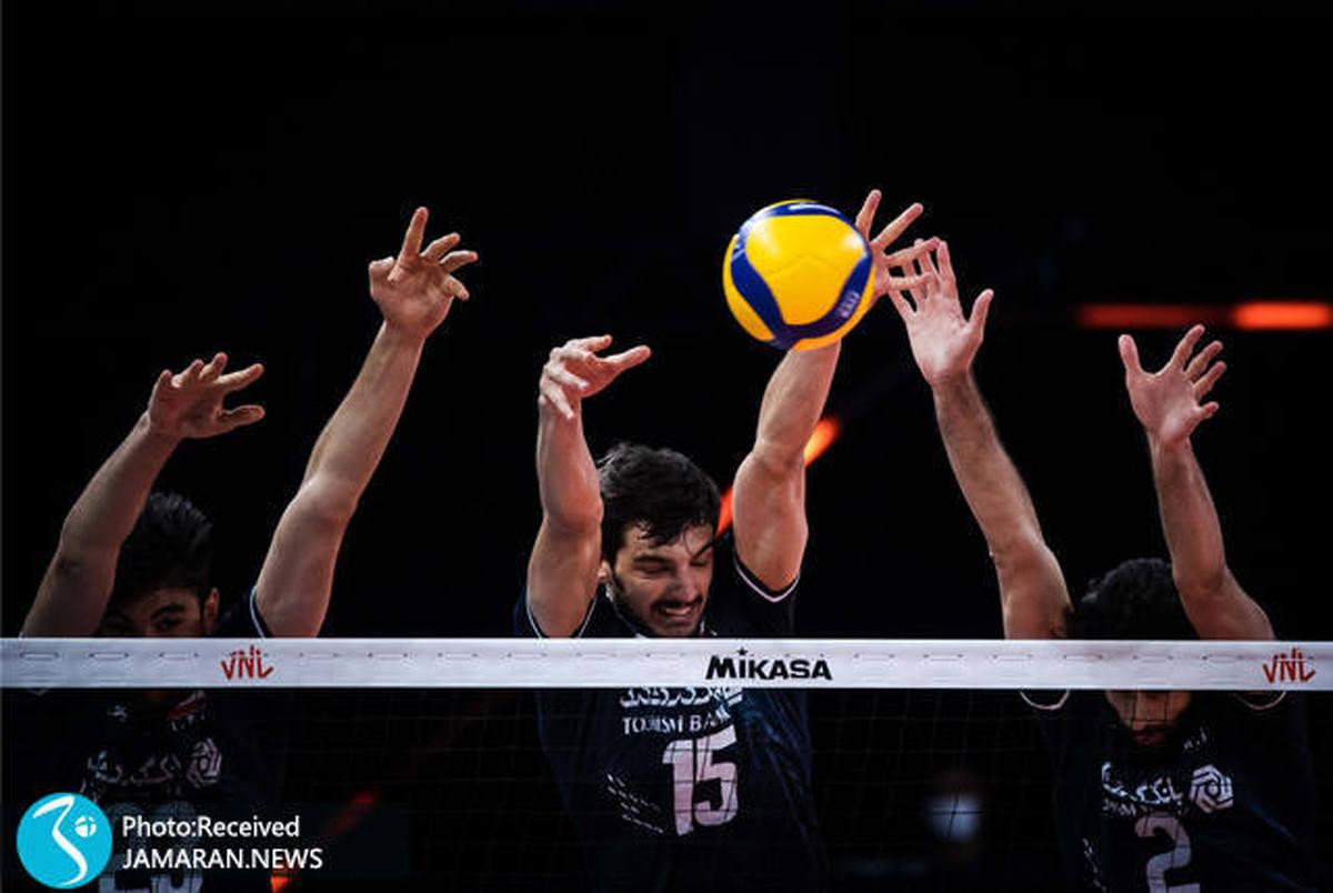 پایان اما و اگرها توسط صربستان؛ حذف قطعی ایران در لیگ ملت های والیبال