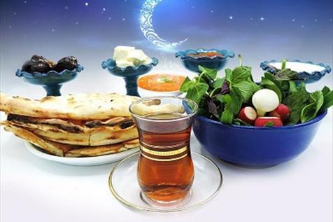 خوراکیهای ممنوعه و مفید برای ماه رمضان