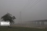 اخطار هواشناسی خوزستان در خصوص پدیده مه