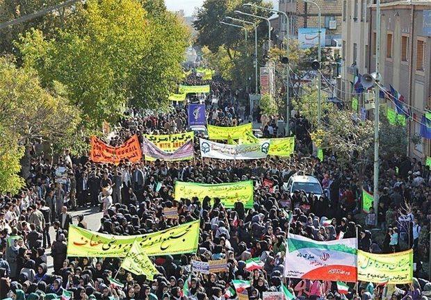 دعوت نماینده ولی فقیه و استاندار کردستان از مردم برای حضور باشکوه در راهپیمایی ۱۳ آبان