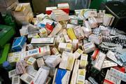 ۵۷۳ میلیون ریال اقلام دارویی غیرمجاز در آبادان کشف شد