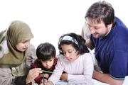 کودکان کرج در روزهای کرونایی به کهکشان می روند