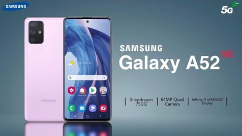 قیمت گوشیهای سامسونگ Galaxy A52 5G و A72 لو رفت!