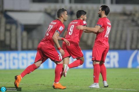 لیگ قهرمانان آسیا| گلهای جدال پرسپولیس - گوای هند و فولاد - النصر عربستان +ویدیو