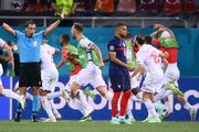 آمارجذاب ترین مرحله حذفی تاریخ  یورو ۲۰۲۰| وداع با چهار تیم برتر دوره گذشته و پرواز اوکراین در لحظه آخر!