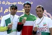 ملی پوش دوچرخه سواری بعد از مهاجرت : تلاش کردم در ایران بمانم اما نشد/موضوع اصلا سیاسی نیست