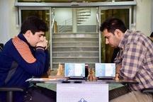 تداوم صدرنشینی نماینده مازندران در شطرنج قهرمانی کشور