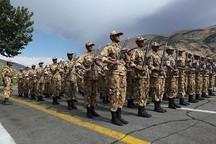 اعزام سربازان مشمول مناطق سیل زده به تعویق افتاد