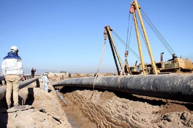 تحریم ها مانع اجرای طرح آبرسانی به شمال شرق خوزستان شده است