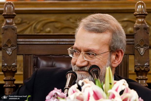 کاندیداتوری لاریجانی قطعی است