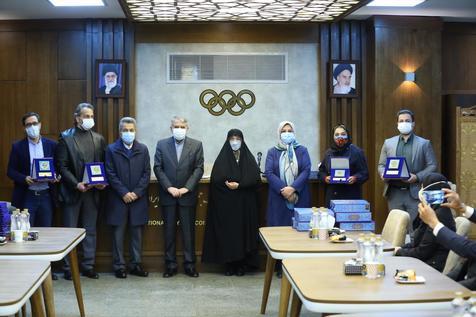 نشست کمیسیون محیط زیست و ورزش با حضور صالحی امیری