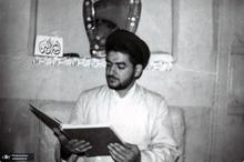 تصاویر منتشر نشده از مرحوم حجت الاسلام و المسلمین محتشمیپور(ره)